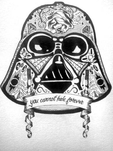 Star Wars Sugar Skull, Love This!