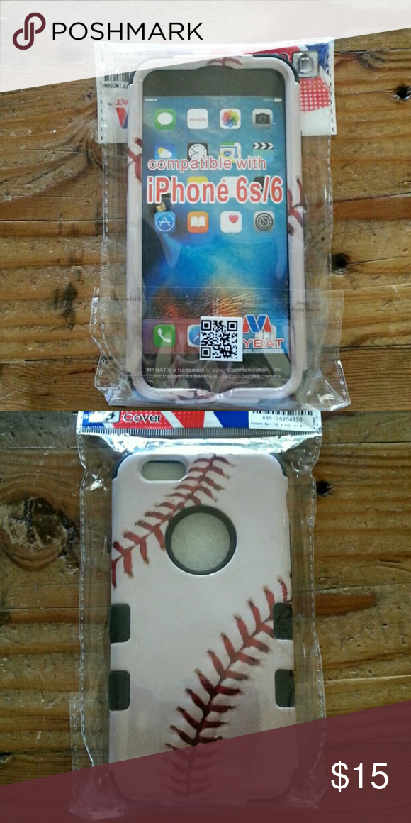 Iphone cover Baseball themed protector cover Accessories Phone Cases