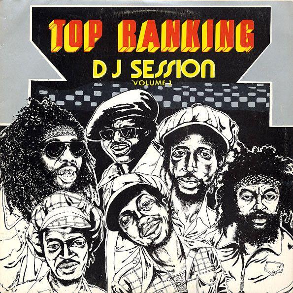 Top Ranking DJ Session Volume 1 Various artists Joe