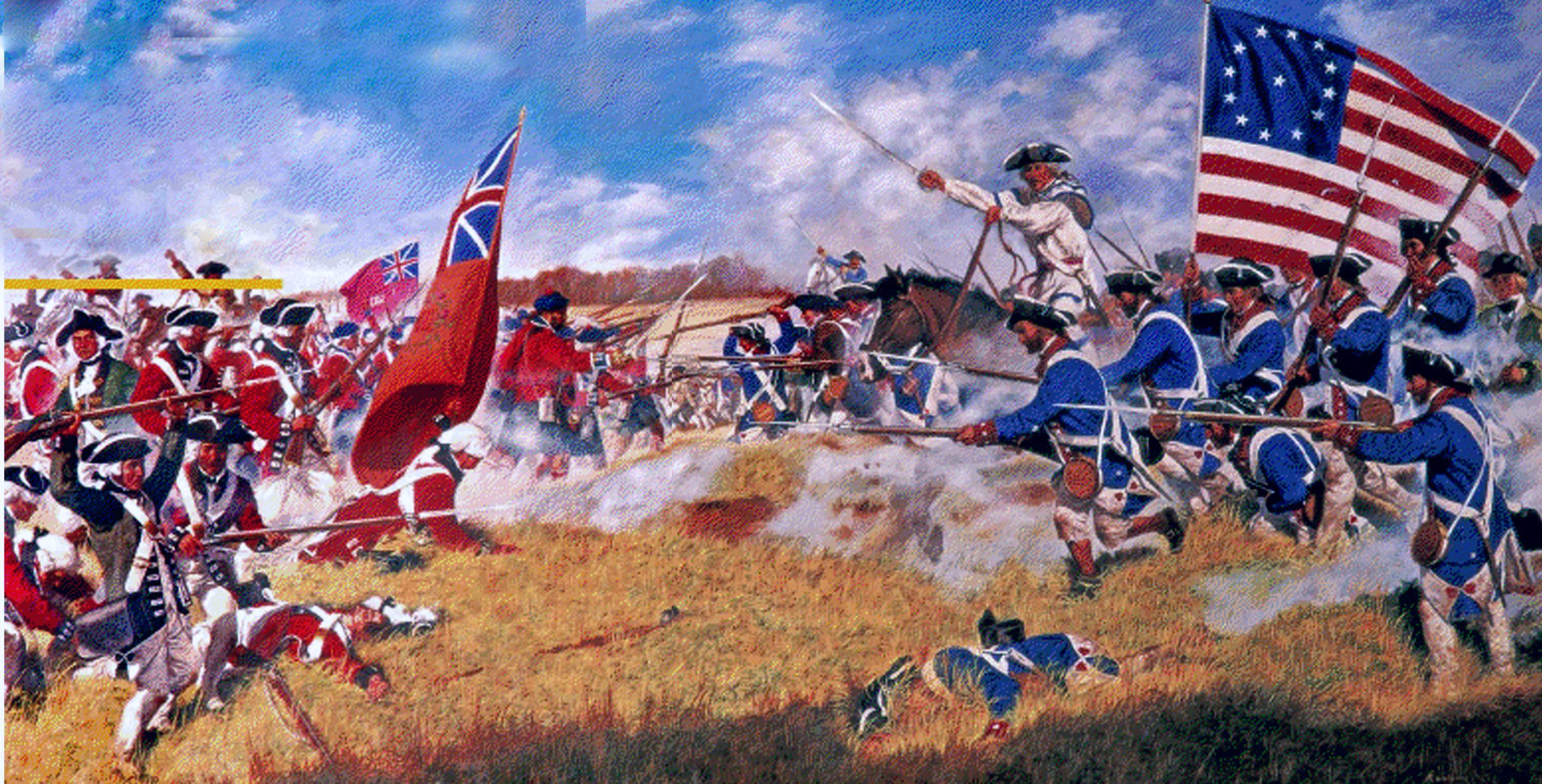 Battle Of Cowpens American Revolutionary War Battle Of Kings Mountain Revolutionary War