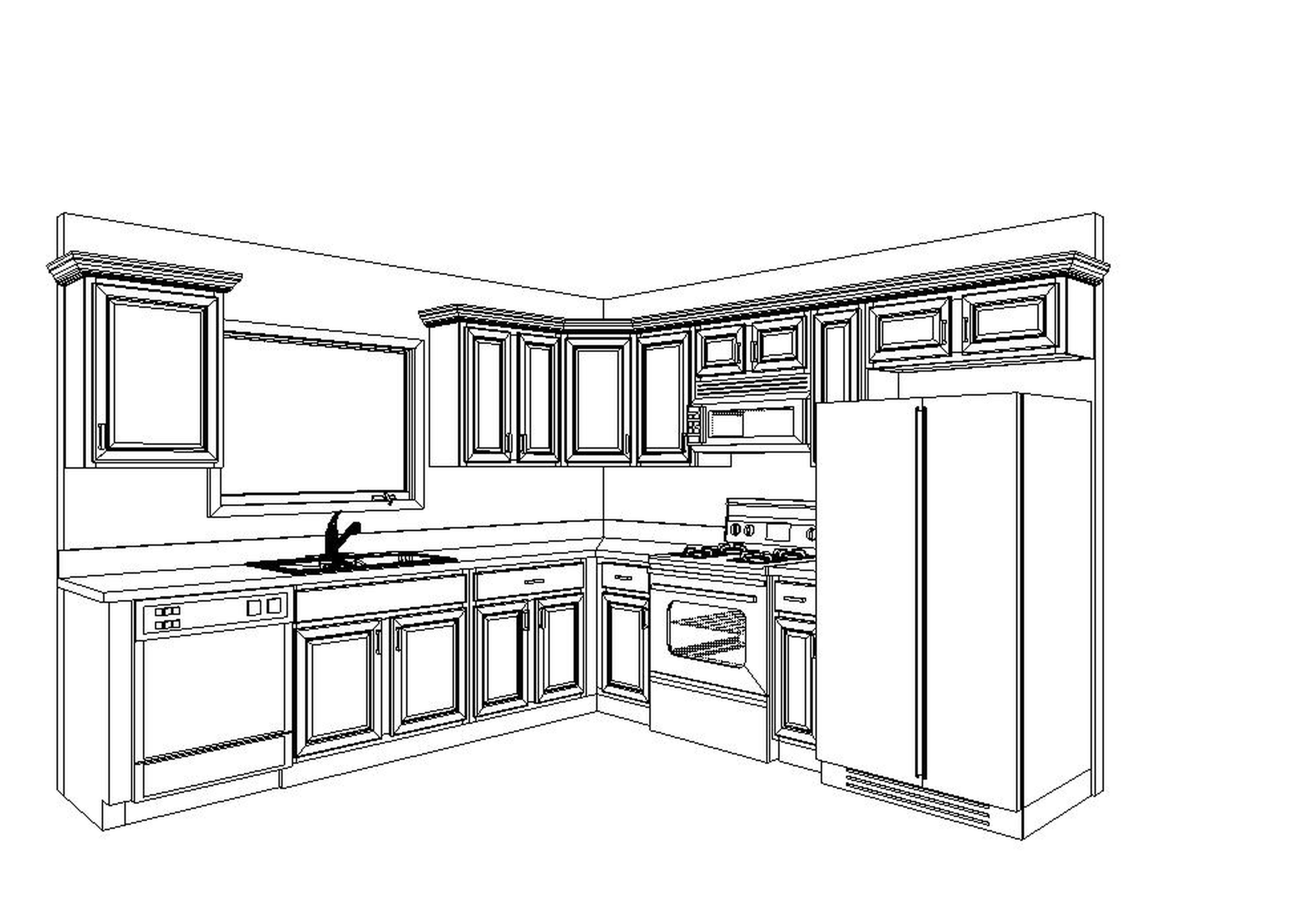 Home depot kitchen layout planner   Layout design, Küchendesign ...