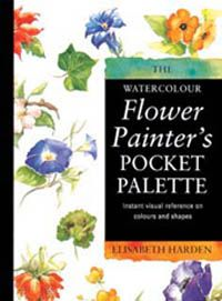 The Watercolour Flower Painter S Pocket Palette Volume 1 0 00