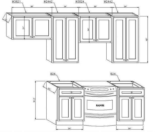 Standard Shaker Cabinet Door Dimensions | www.resnooze.com