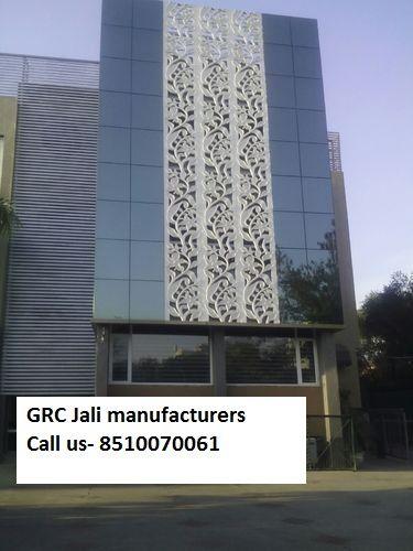 Front Elevation Designs In Gurgaon : Grc jali manufacturer supplier in delhi gurgaon noida