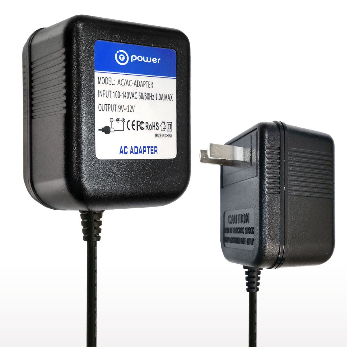 13 99 Ac Ac Adapter For Digitech Rp100 Rp100a P150 Rp200 Rp300