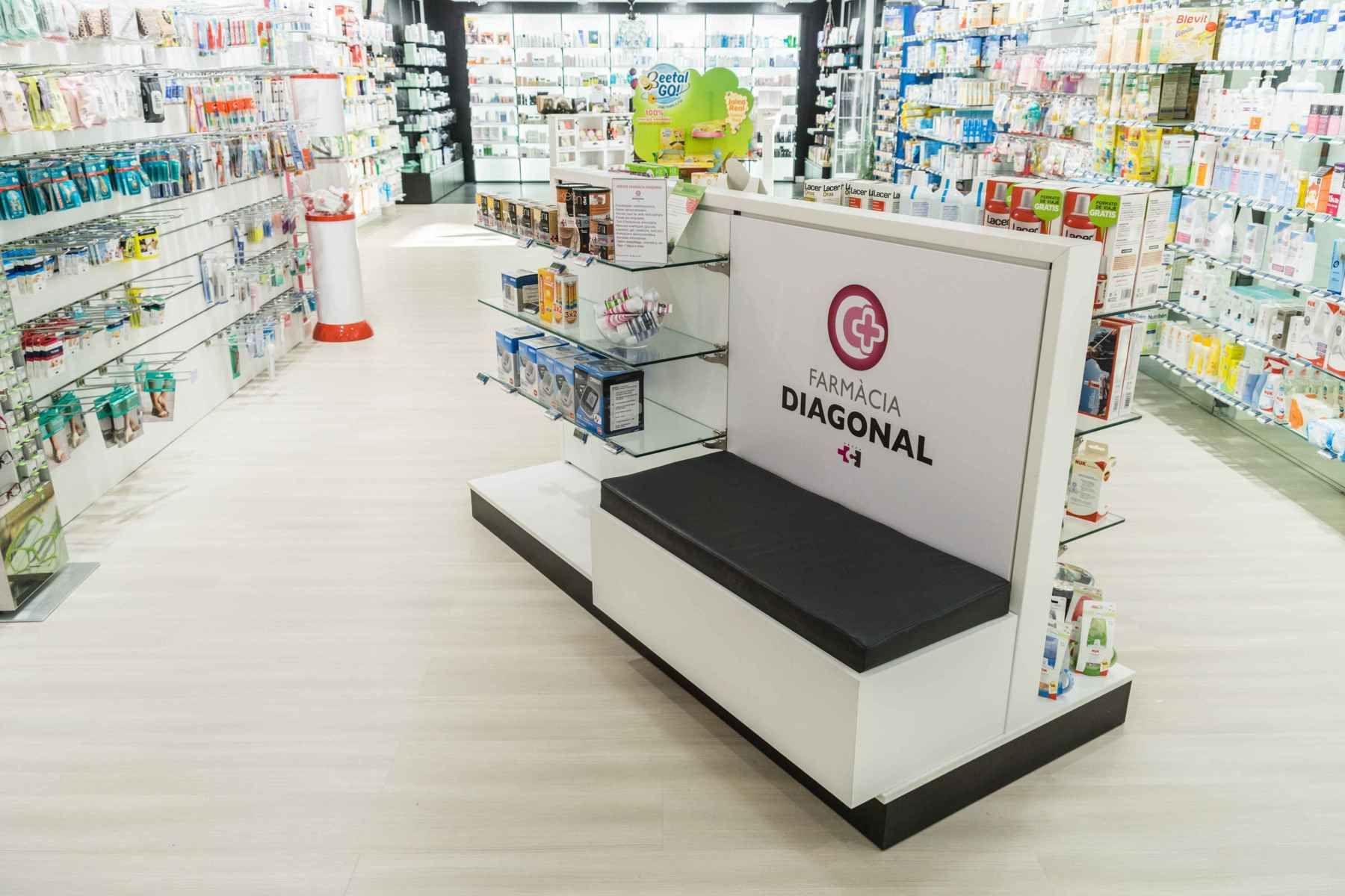 Dise O De Farmacias Modernas Muebles Para Farmacia Concep  # Muebles Odontologicos Colombia