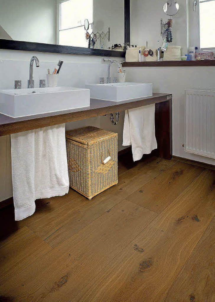 Haus  Garten Holzboden will Pflege Badezimmer Pinterest - parkett für badezimmer