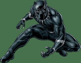 Mama Decoradora Avengers Png Descarga Gratis Pantera Negra Dibujo De Pantera Negra Pantera