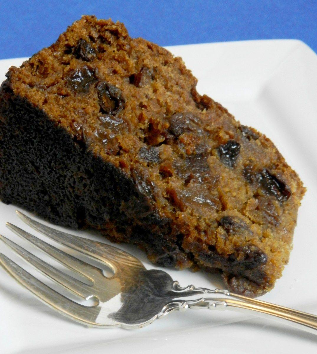 rum raisin cake using cake mix