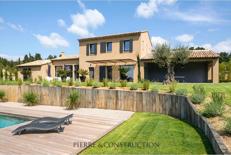 Construction Aix En Provence construction d'une maison provençale cette villa provençale