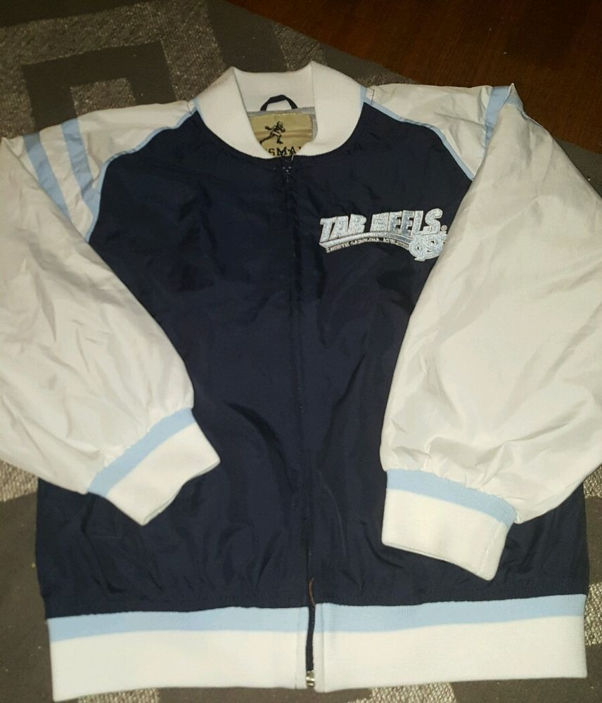 Heisman By Reebok North Carolina Tarheels Unc Youth Unisex Jacket Size S 8 Euc Sports Mem Cards Amp Fan Sh Unisex Jacket North Carolina Tar Heels Jackets [ 1000 x 856 Pixel ]
