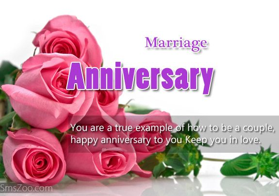 We have great collection of marriage anniversary wishes for friends