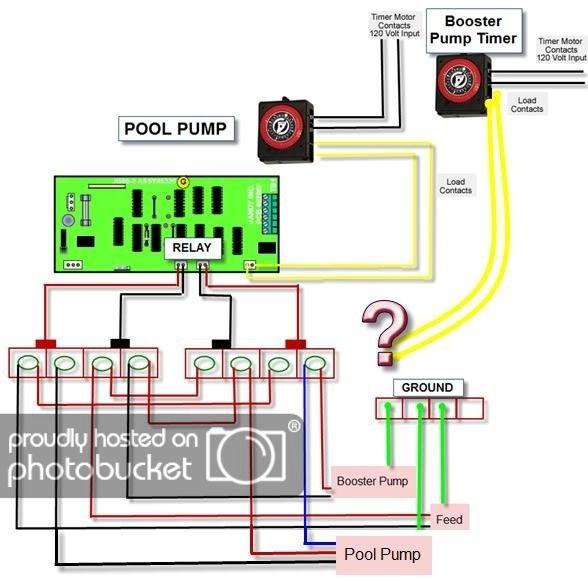 polaris pb4 booster pump wiring diagram