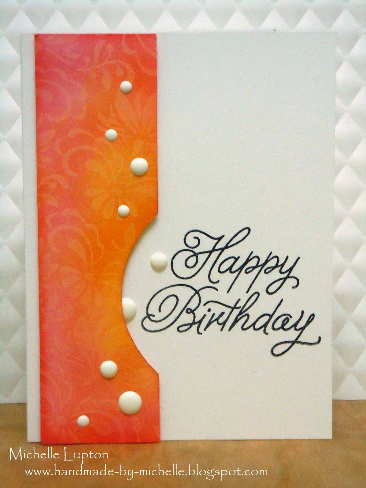 Online Card Class Cas 4 Day 3 Card Making Simple Cards Online