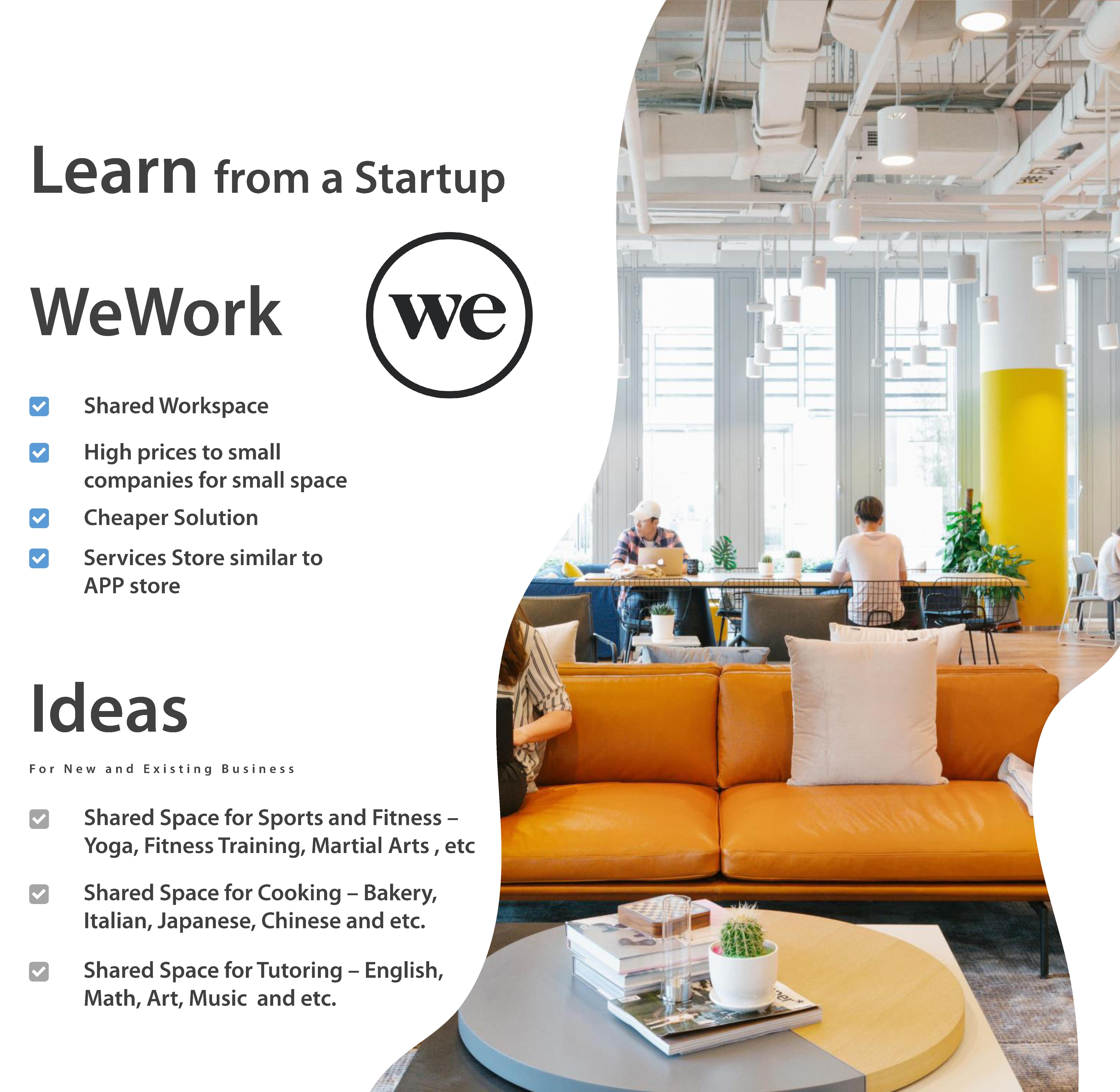 Innovative Businessideas