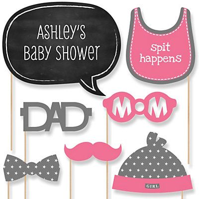 baby shower pictures shower party shower gifts photo booth props photo