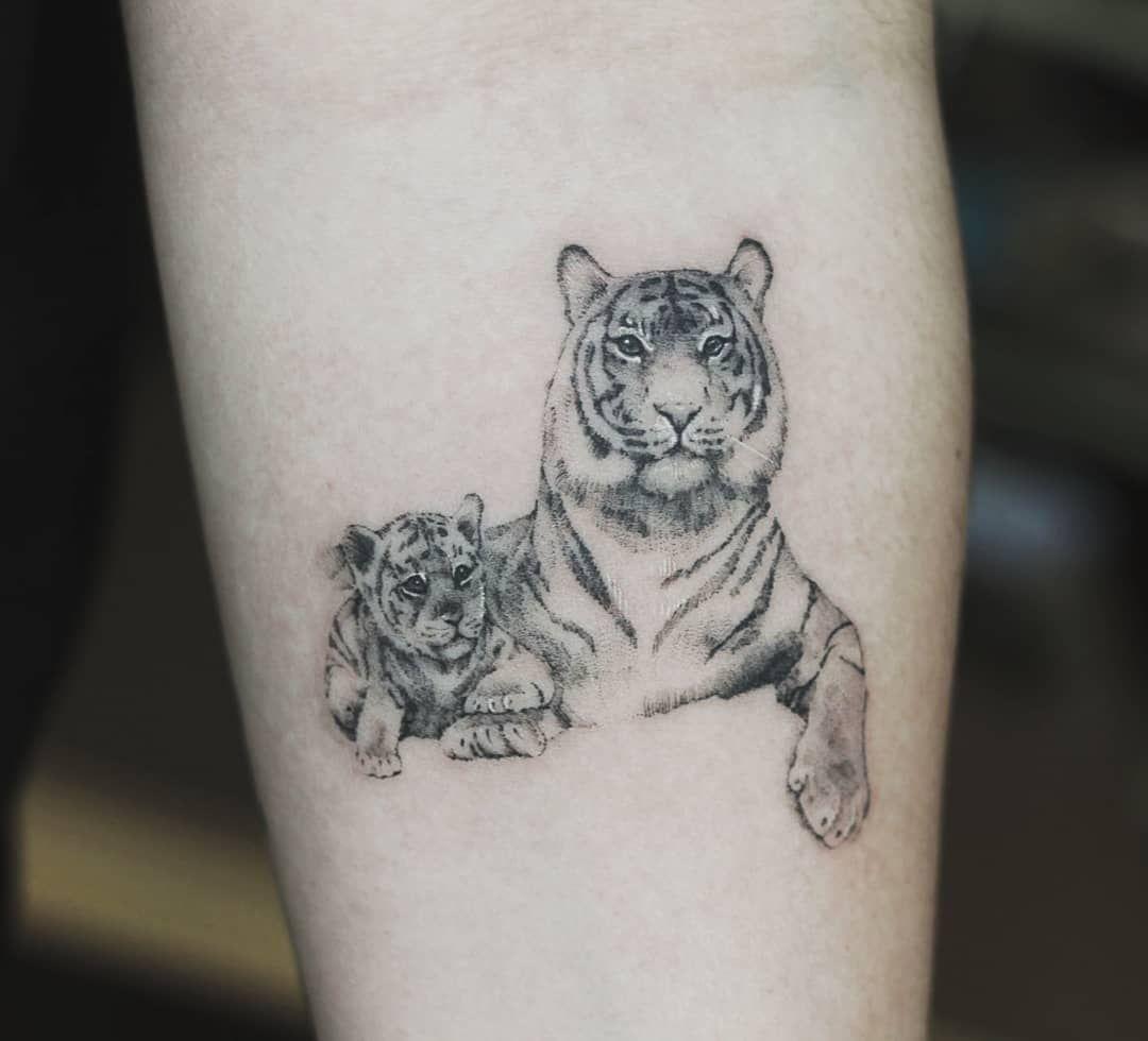 Pin On Animal Tattoos