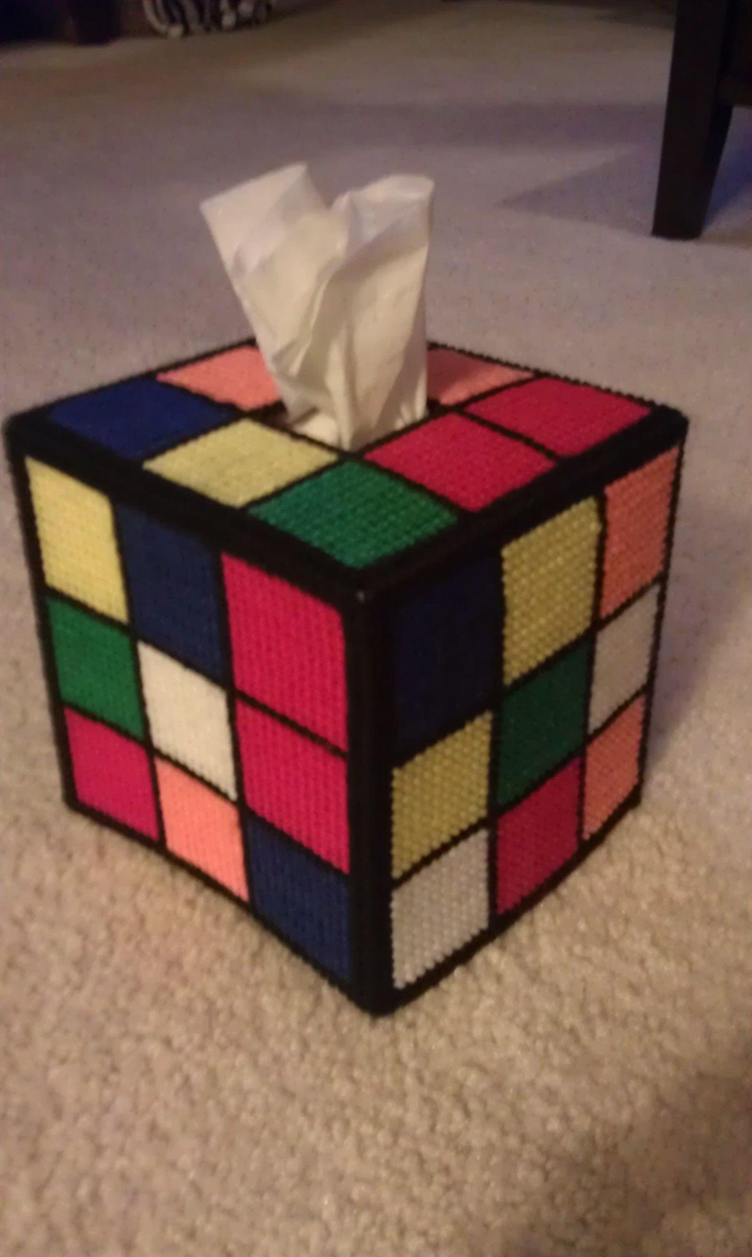 Homemade tissue box cover crafts diy pinterest for Tissue box cover craft