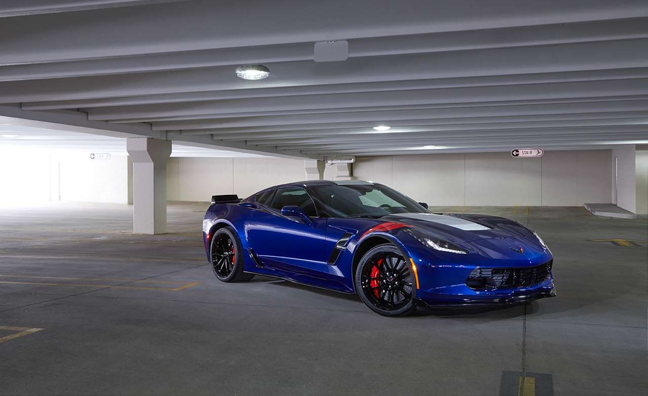 2017 Chevrolet Corvette Grand Sport Car and Driver