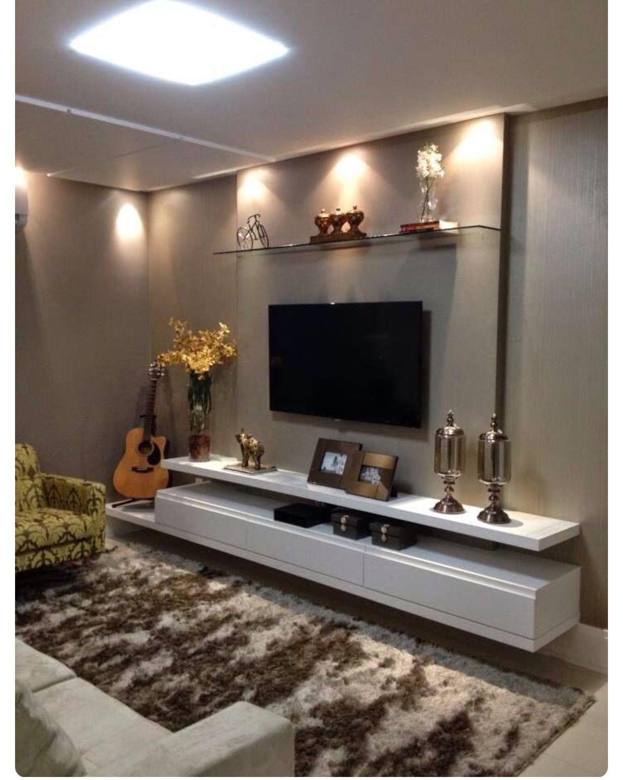 Tv Wände Wohnzimmer Ideen Ideen Fürs Zimmer Moderne Wohnzimmer Gemütliches Wohnen Haus Und Wohnen Rigips Wohnzimmer Einrichten Nilam