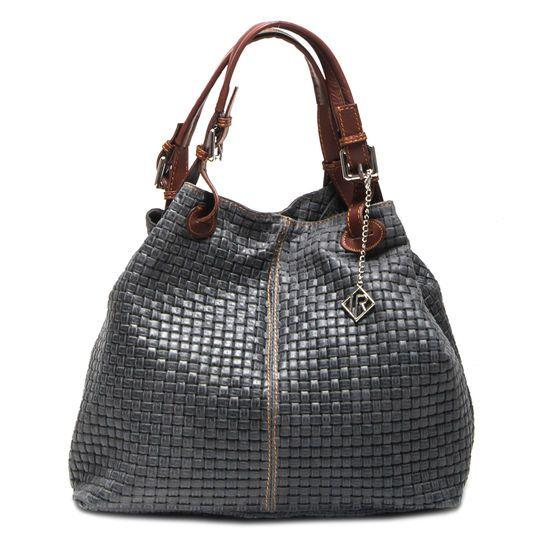Isabella rhea shoulder bag in pelle grigio bags for Similar a privalia