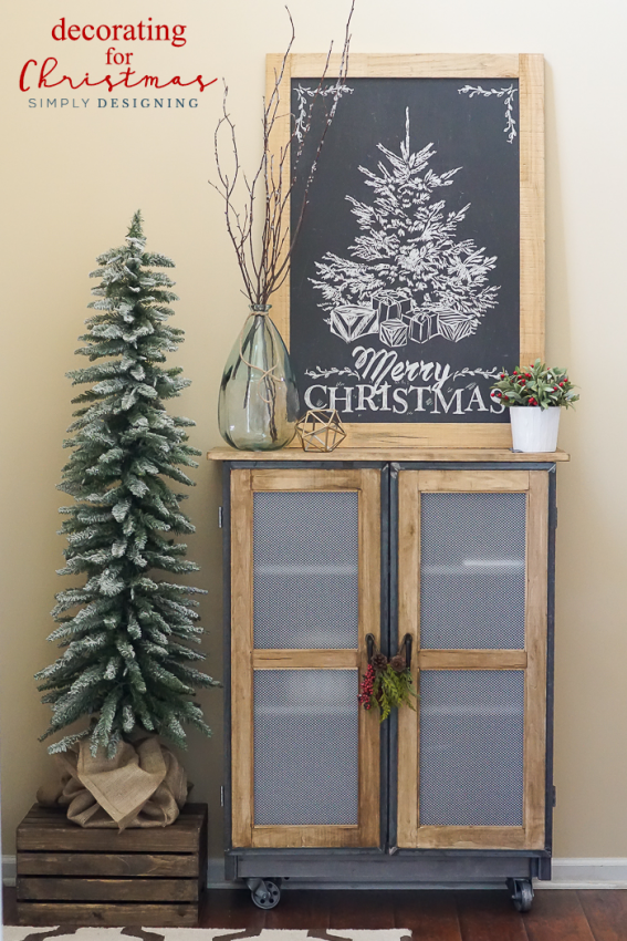 Decorating for Christmas for under $100 | #ad #HobbyLobbyFinds #CreativeChristmas @hobbylobby