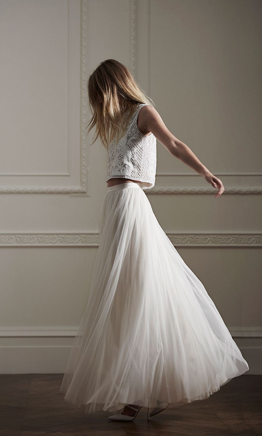 April's Top 5 Wedding Dresses Under 1000 Two piece