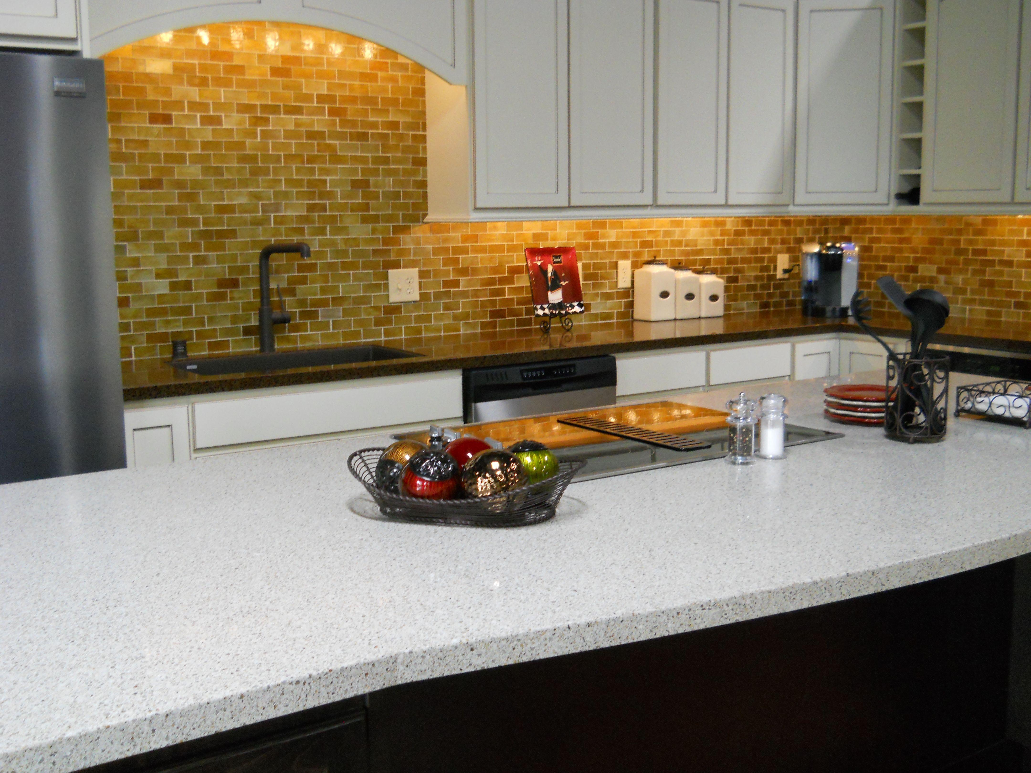 Kitchen Counters Tile Back Splash Kitchen Remodel Kitchen Kitchen Counter Tile