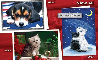 Holiday Card Center American Humane Association With Images Holiday Cards Cards Holiday