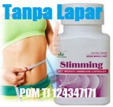 Obat Diet Pelangsing Tubuh Tanpa Lapar Green World Slimming Capsule