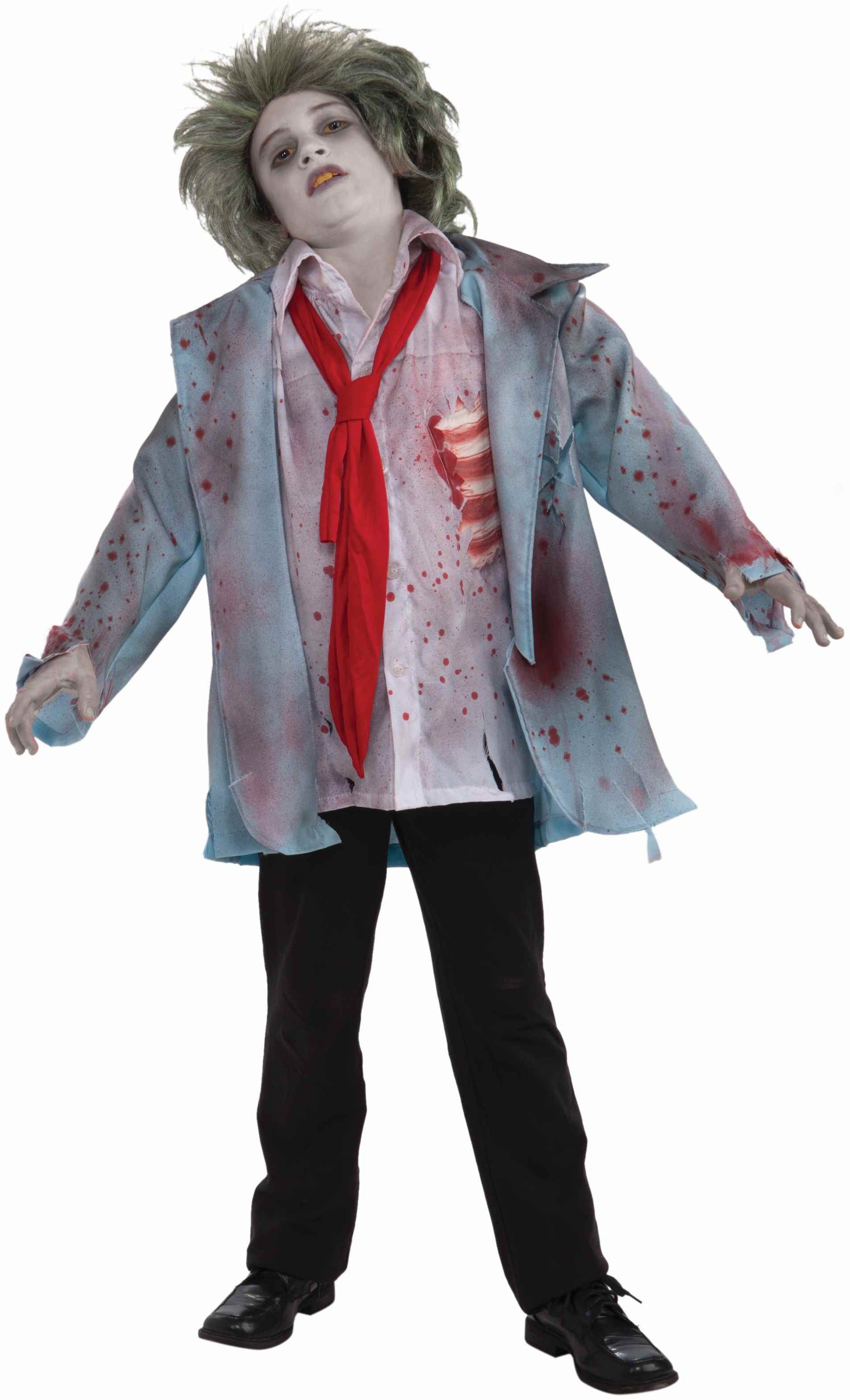 zombie boy child costume | zombie halloween costumes | pinterest
