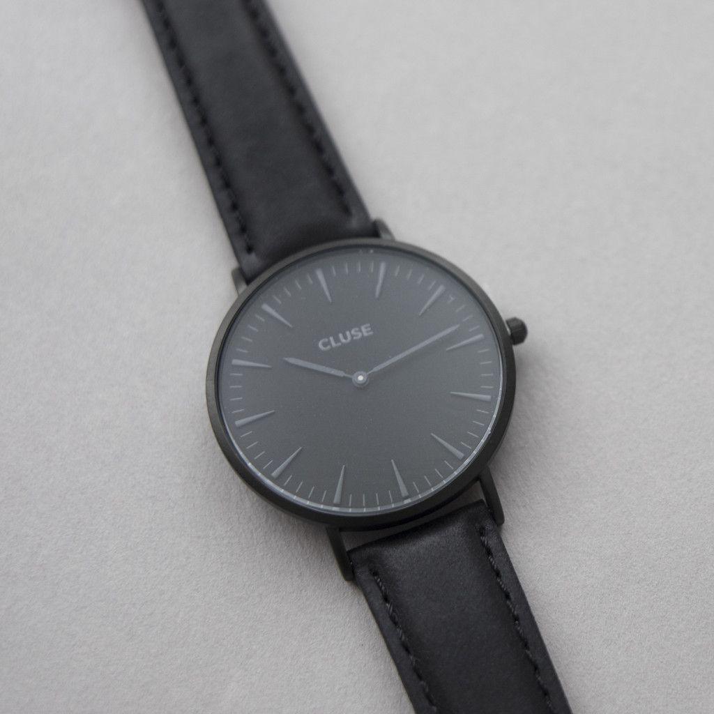 Populaire La Boheme Full Black Cluse watch | Accessoires | Pinterest | Style  HS07