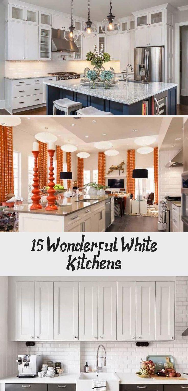 #interiordesignClassic  #interiordesignArt  #interiordesignFurniture  #interiordesignForSmallSpaces  #interiordesignPlants #white #kitchen???  Who can resist a white kitchen??? For more interior decor and design ideas, tips and inspiration, follow @bohemiarealty