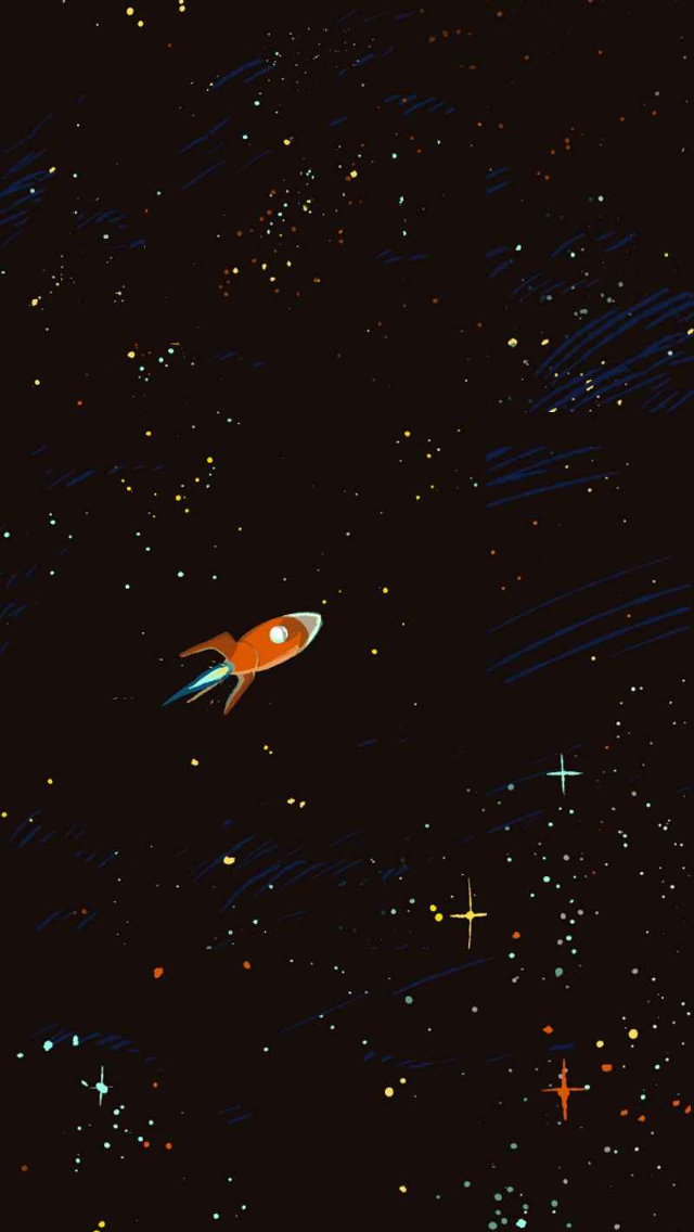 In Space The Stars Don T Twinkle Space Boy Space Boy Apartment Art Boys Wallpaper