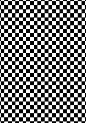 Universal image for checkered flag printable