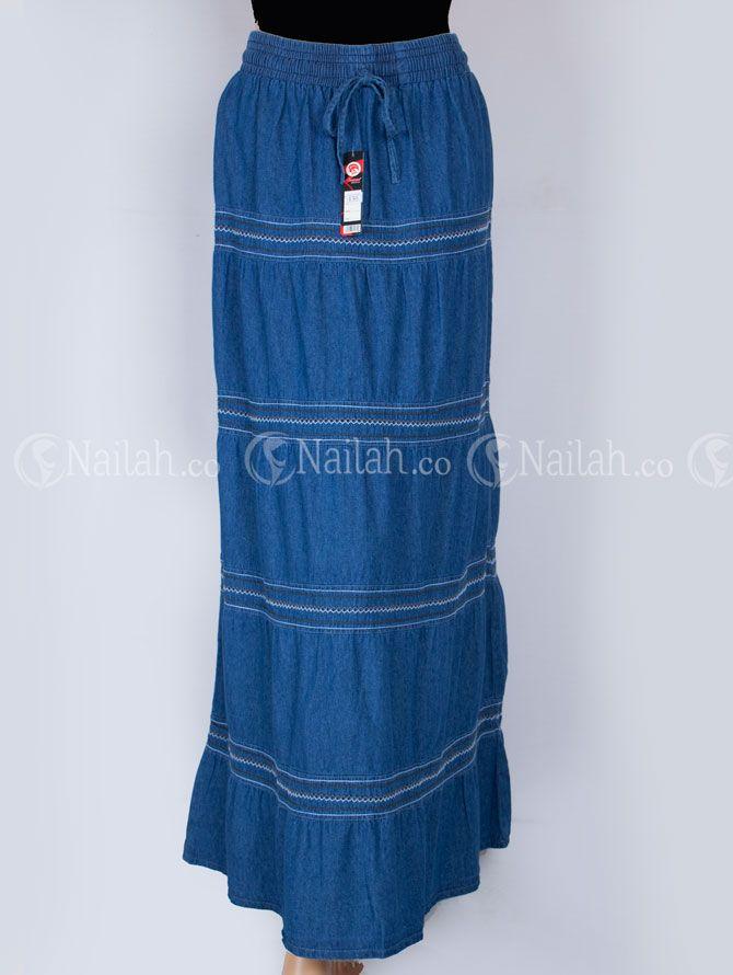 Rok Jeans Ana Nailah Legging Jeans Celana