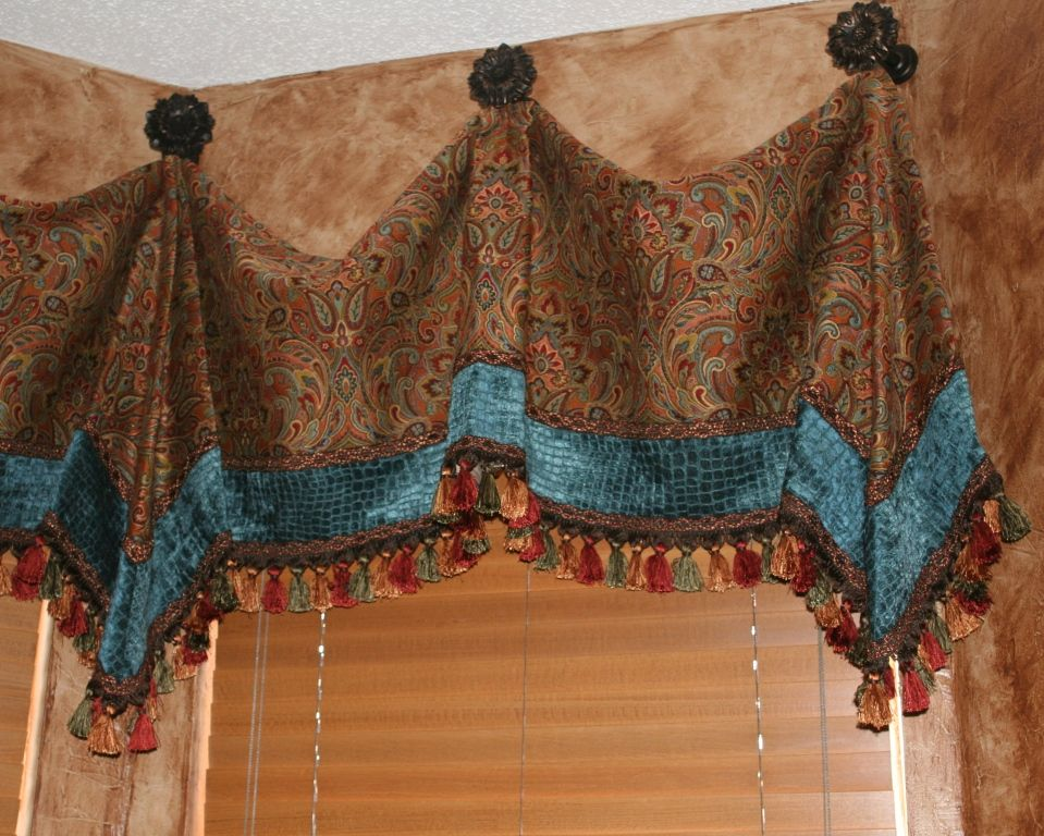 Dress up your home for Holiday Entertaining with...High End Luxury Custom Curtains and Window Treatments by Reilly-Chance Collection
