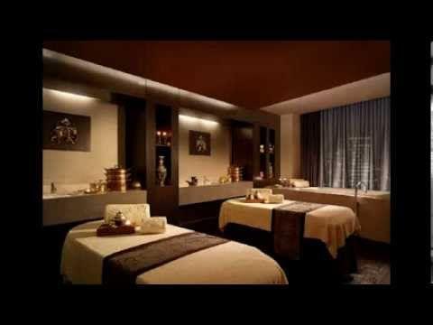 Spa Massage Room Design Ideas