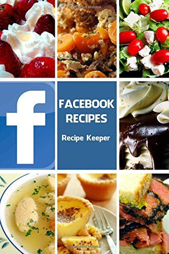 Facebook recipes blank cookbook blank recipe book recipe keeper facebook recipes blank cookbook blank recipe book recipe keeper for facebook recipes forumfinder Choice Image