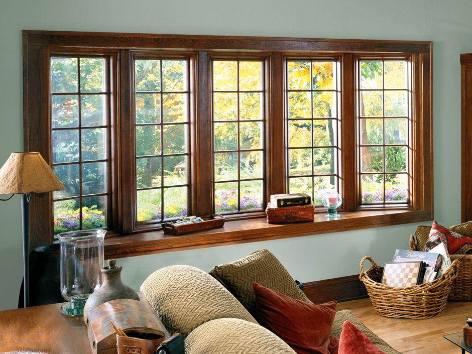 Bay Windows Bow Windows Renewal By Andersen Bay