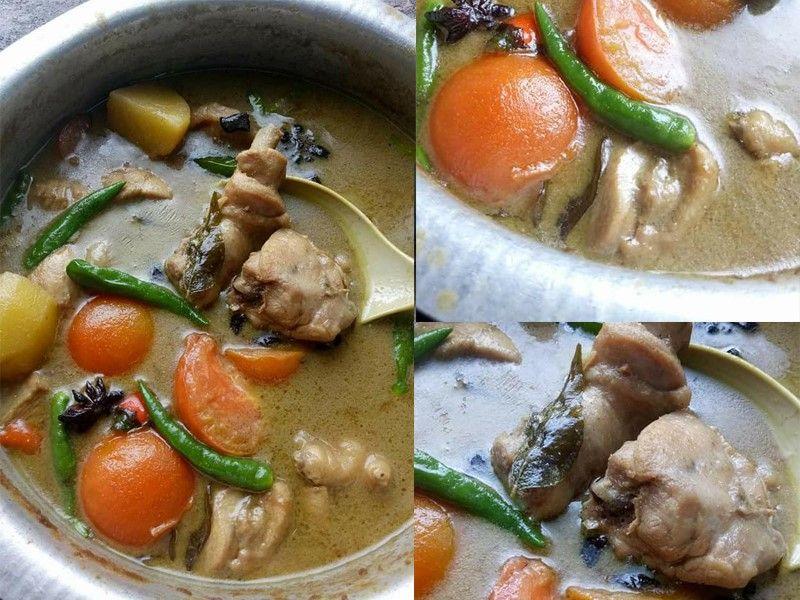 Sebut Sahaja Resepi Ayam Masak Kurma Terus Terbayang Menu Hidangan Ini Disediakan Bersama Nasi Hujan Panas Atau Nasi Minyak Bersama Resep Ayam Makanan Memasak