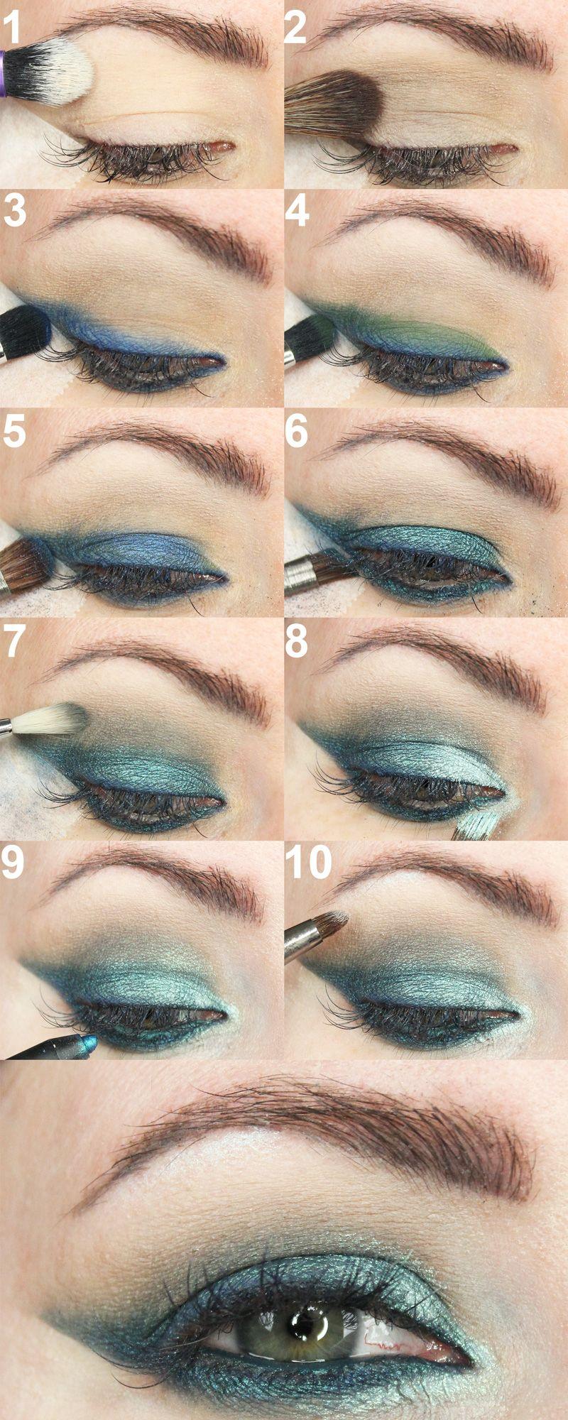 Kat von d metalmatte tutorial smoky teal hooded eye makeup kat von d metalmatte tutorial smoky teal hooded eye makeup tutorial baditri Choice Image