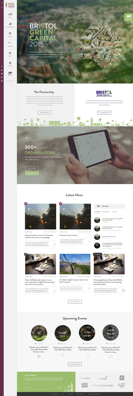 Dribbble Shot 1 Jpg By Green Chameleon Web Layout Design Interactive Design Web Design