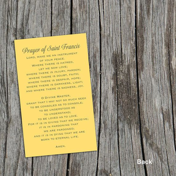 Soaring Sparrows Memorial Funeral Bookmark by CherishedPrints