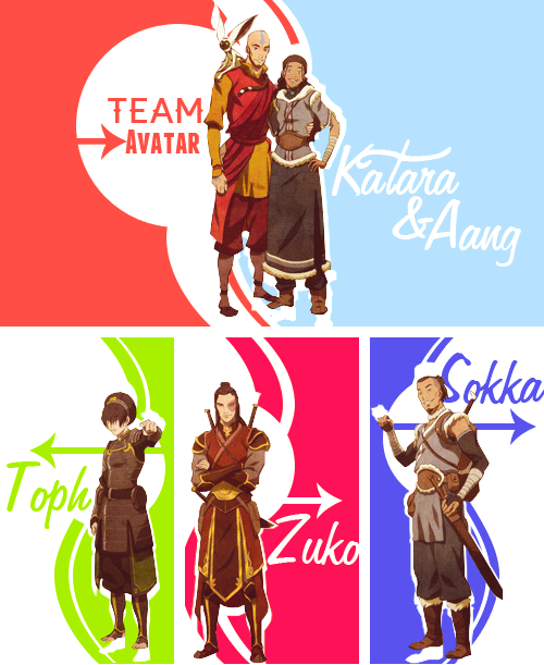Avatar: The Last Airbender SQUEALING SO LOUD BECAUSE THEY ...