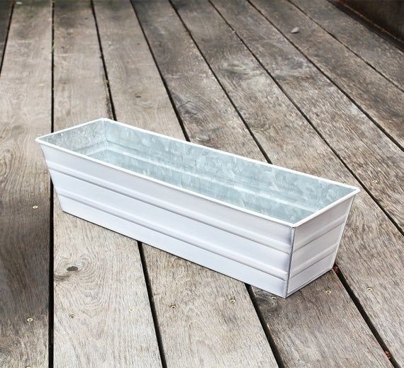 Best 22 L Whitewash Railing Window Flower Box Planter For 2X4 400 x 300