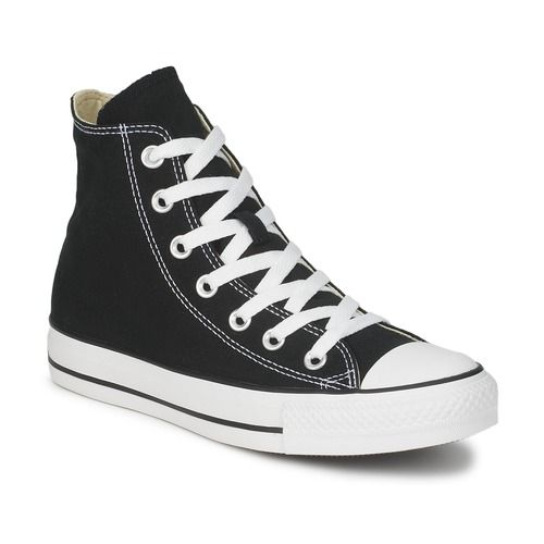 dd0fe668f86 Chaussures Baskets montantes Converse CHUCK TAYLOR ALL STAR CORE HI Noir