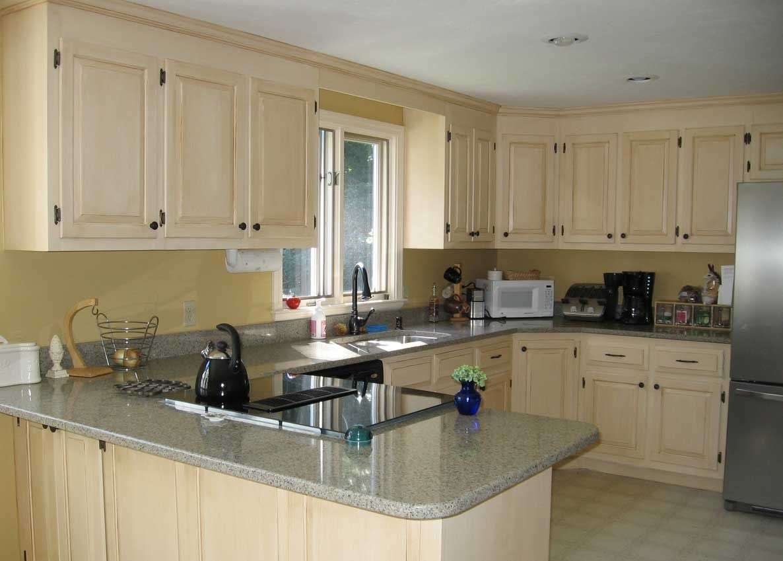 Gestalten sie ihre küche  faszinierende grün und grau küche fotos konzept  brauchen sie