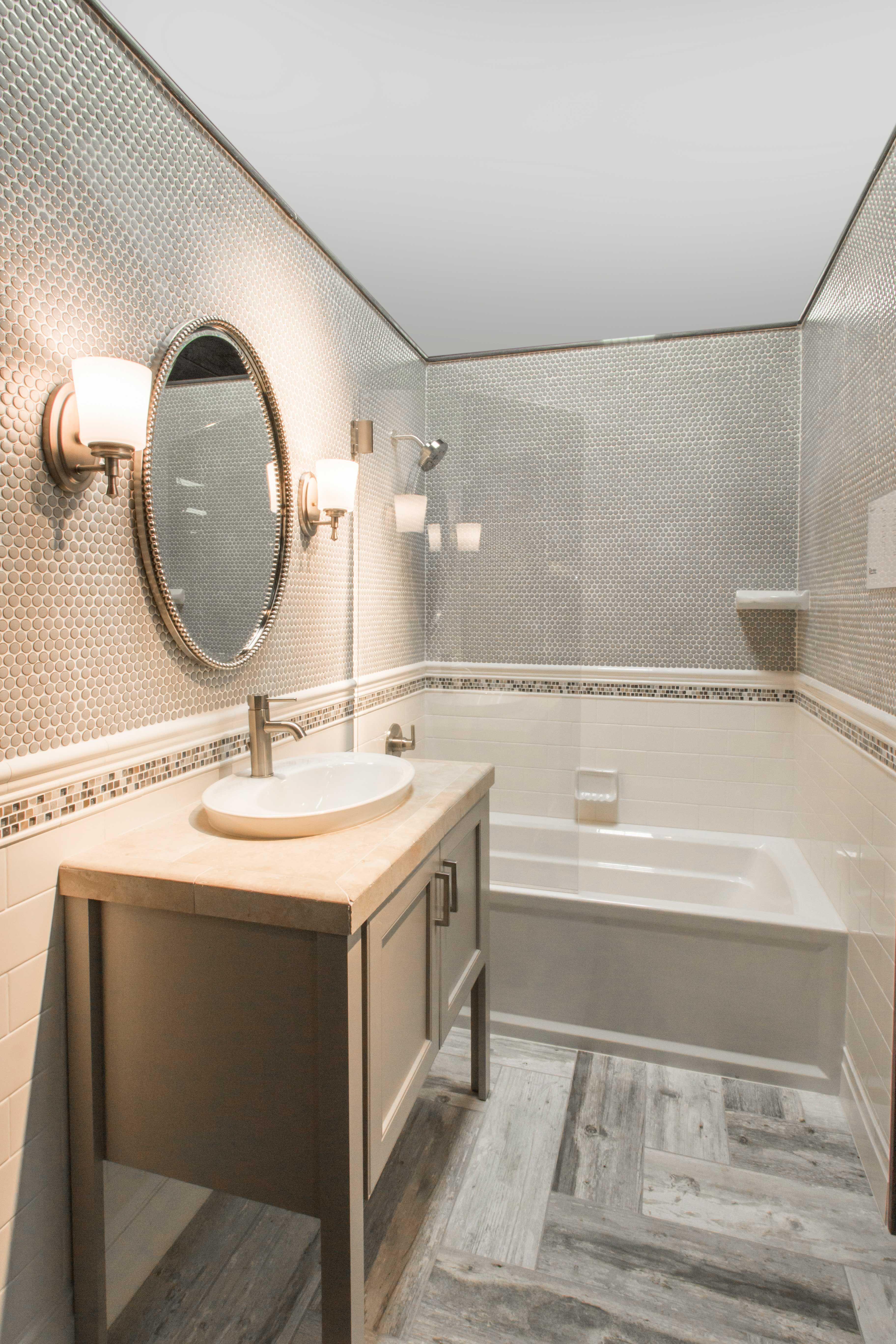 Bathroom floor tile castle cenere tile httpstileshop the castle cenere faux wood available at the tile shop doublecrazyfo Choice Image