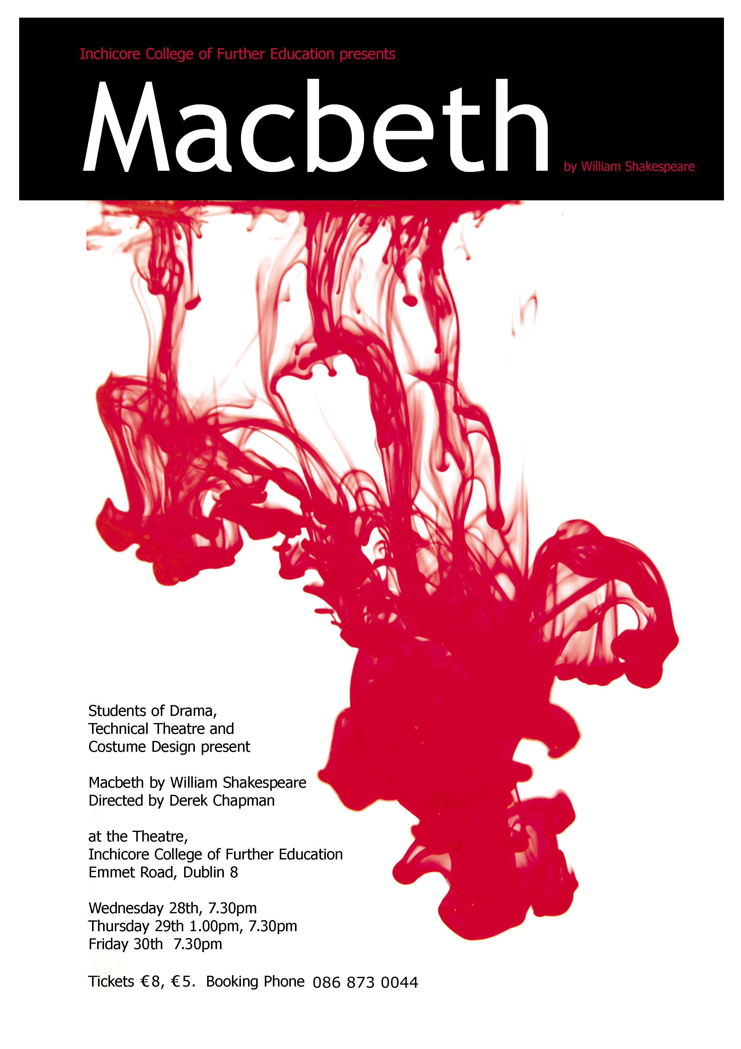 Macbeth Book Cover Ideas ~ Http chicorecollege ie news wp content uploads